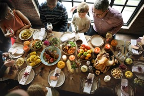 It turns out that Thanksgiving offers quite a few health benefits.